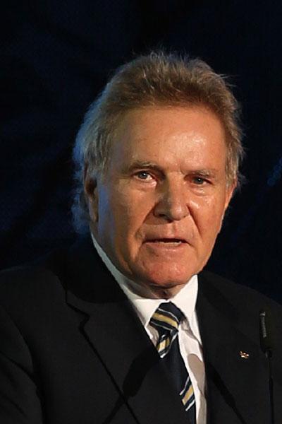 Denis Oswald Membre du CIO